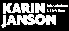 Karin Janson Logo